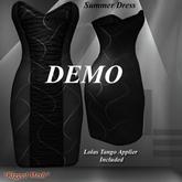 DE Designs - Summer Dress - DEMO