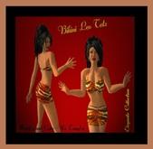 The Classic & Totally Retro ~ SL Vintage Collection ~ by La Perla ~ Bikini Leo