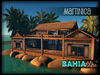 Bahia Tiki- Martinica House: tropical Beach prefab