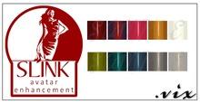 (.vix) Slink Avatar Enhancement Nails ~ Dark Basics