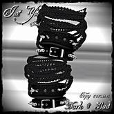 Special price *** Just You Jewels *** Bracelets Dark & Bad (Copy)
