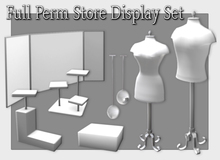 {XO} Full Perm Store Display Set