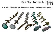 Crafty Tools & Items