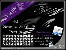 Photoshop Brushes latex -Part 01