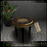 :KR: Home - Accent Table - Stone