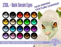 ::Static:: Dark Serum Eyes