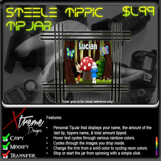 Steele TipPic TipJar