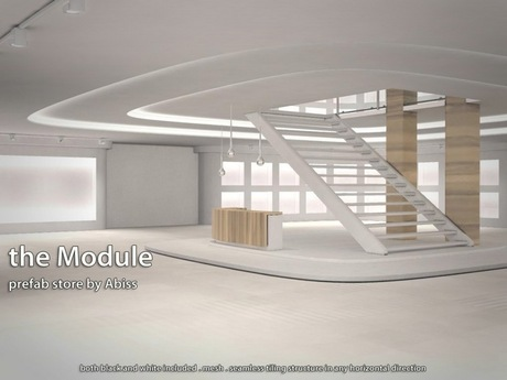 the Module by Abiss - prefab store