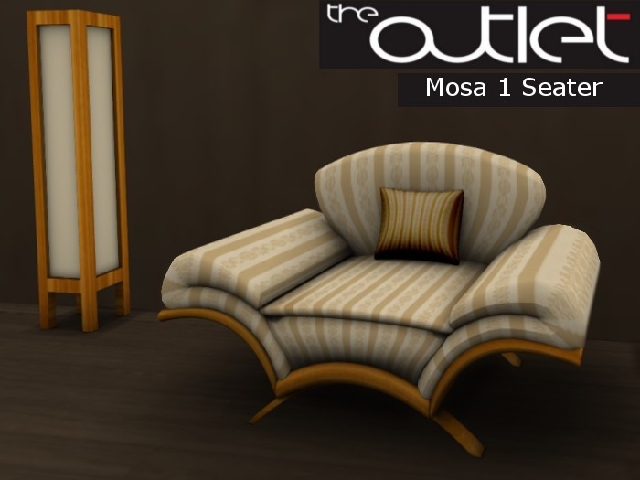 Outlet*-* Mosa 1 Seat Relaxer