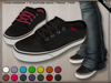 DN Mesh: Unisex Skateshoes w HUD