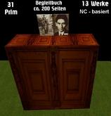 Buch - Erstellung in SL (von BukTom Bloch) 5 Prim plus NC