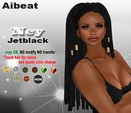 Aibeat *Ney* jetblack
