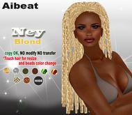 Aibeat *Ney* blond