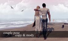 ZIPI Poses - Walking together