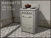 POST: Marquette Vintage Gas Stove