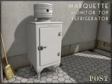 POST: Marquette Monitor Top Refrigerator