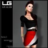 [LIV-Glam]WINTER-2012-Paschal Belted Dress II HUD