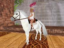 SPIRITUS III WHITE  (Toddleedoo Child sized)