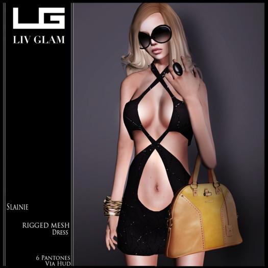 [LIV-Glam]WINTER-2012-Slainie Mini-Dress [WearMe]