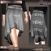 ~JJ~ Mesh Breeze Skirt (DEMO)