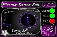 >> Plasma << Dance Ball ( 24 Dances Menu )