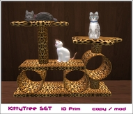 Kittycat Tree SET (7 Color versions included)