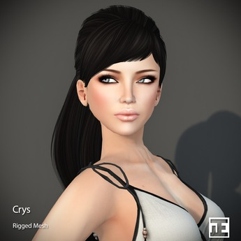 TRUTH HAIR Crys (Mesh Hair) - DEMO