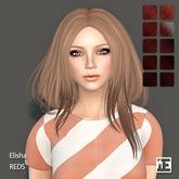 TRUTH HAIR Elisha (Mesh Hair) - reds