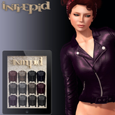 Intrepid:: Mesh Streamline Leather Jacket w/HUD