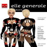 *HD* Elle Generale - Black