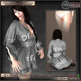 ~JJ~ Mesh Tunic Outfit (DEMO)
