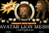 Complete Avatar Lion Version 2 ***Mesh***
