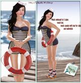 Hello Sailor* Navy by Mag<3,B