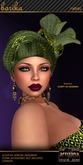 :: ARTIZANA :: BARIKA (rabat) African Headwrap
