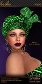 :: ARTIZANA :: BARIKA (tripoli) African Headwrap