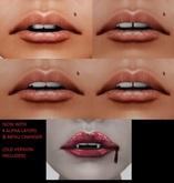 ::label mode:: teeth FATPCK (w/alpha)