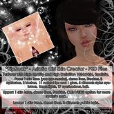 DEmo *RipRock* - Asiatic Girl Skin Creator PSD Files
