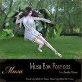 !Musa! Bow Pose 002