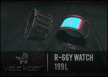 [VALE KOER] R-66Y Watch
