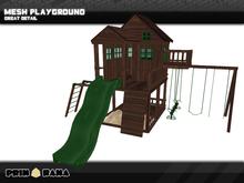 InterActive Mesh Playground