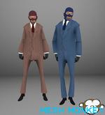 Mesh Monkey : Spy  (mesh)