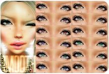 .tsg. Smooth Eyes *FATPACK*