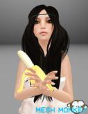 Mesh Monkey : Mesh Banana