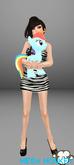 Mesh Monkey : My Little Pony Rainbow Dash plushie (mesh)