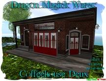 Dragon Magick Wares Coffeehouse Deux