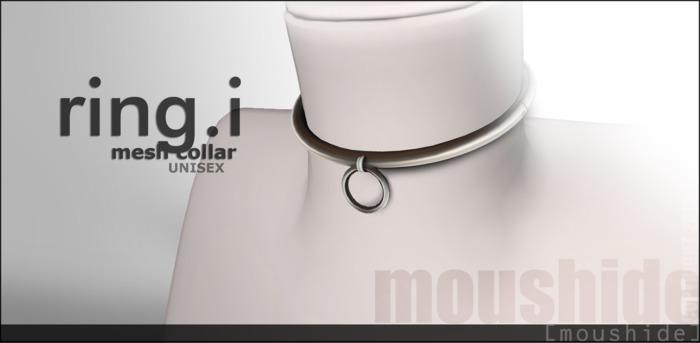 [moushide] Collar ring.i [RLV]