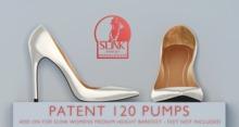 Belgravia - Patent 120_White