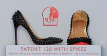 Belgravia - Patent 120 Spikes_Black