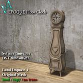 Atelier Visconti Epoque Floor Clock