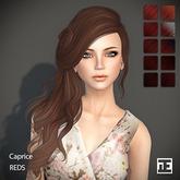 TRUTH HAIR Caprice (Mesh Hair) - reds
